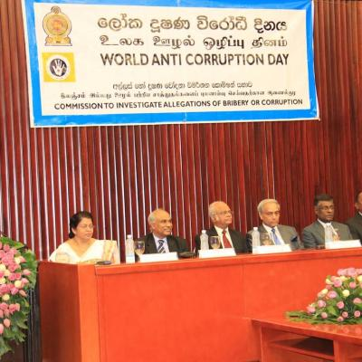 Anti Corruption Day 2013