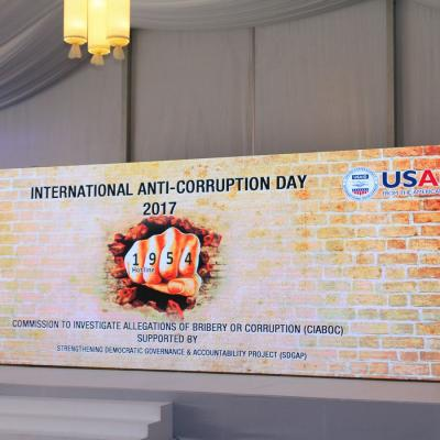 Anti Corruption Day 2017