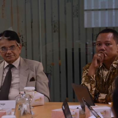 Study Visit About Prevention Methods To Indonesia 15
