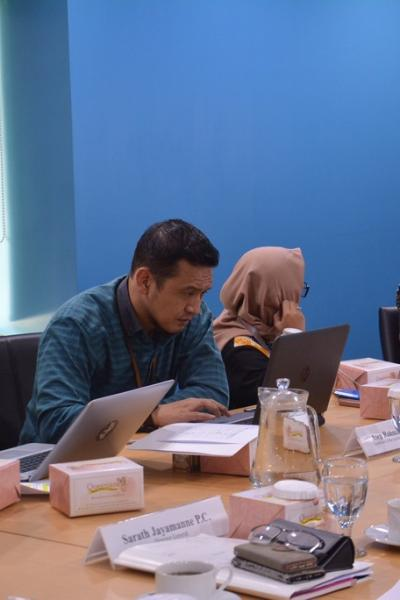 Study Visit About Prevention Methods To Indonesia 18