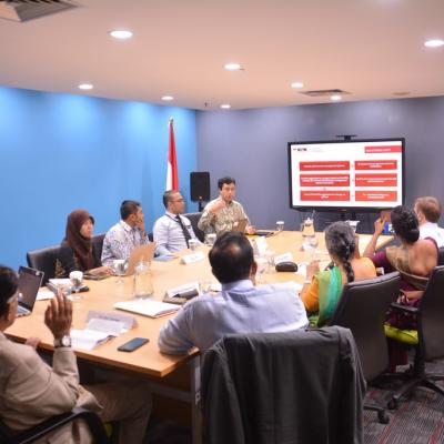 Study Visit About Prevention Methods To Indonesia 21