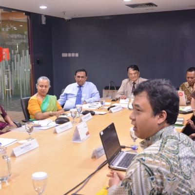 Study Visit About Prevention Methods To Indonesia 26