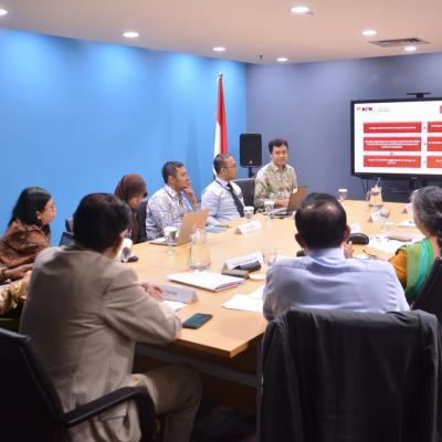 Study Visit About Prevention Methods To Indonesia 28