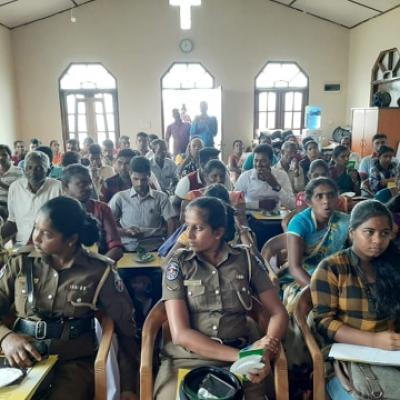 Prevention Programme organized by CaFFE for the General Public at Up – Cot Maskeliya.